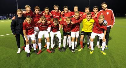 Endlich wieder Fußball – Erdinli Matchwinner – B-Jugend gewinnt Schlüsselspiel am Freitagabend mit 3:0
