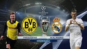 Borussia Dortmund gegen Real Madrid live