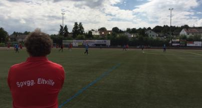 1. Spieltag Gruppenliga: Spvgg. Eltville - Türk Hattersheim