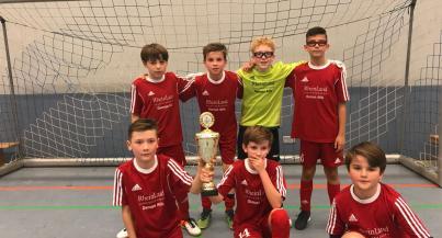 E1 holt sich den Turniersieg beim TSV Bleidenstadt